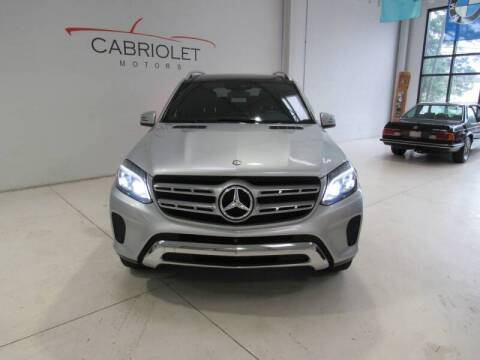 2017 Mercedes-Benz GLS for sale at Cabriolet Motors in Morrisville NC