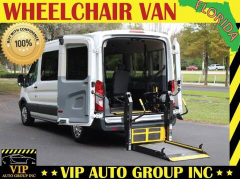 2016 Ford Transit Passenger for sale at VIP Auto Group in Clearwater FL