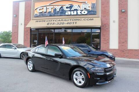 2015 Dodge Charger for sale at CITY CAR AUTO INC in Nashville TN