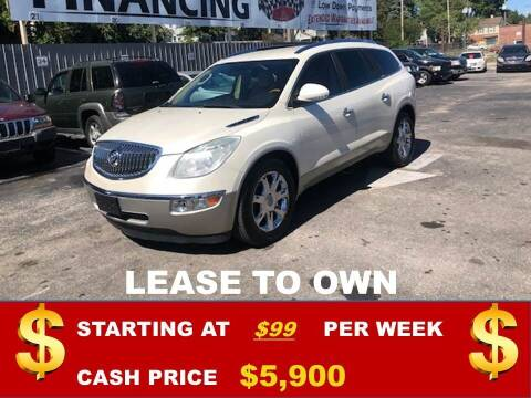 2008 Buick Enclave for sale at Auto Mart USA in Kansas City MO