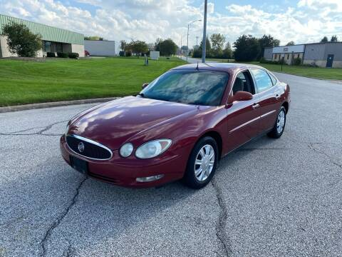 2005 Buick LaCrosse for sale at JE Autoworks LLC in Willoughby OH