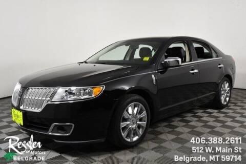 2012 Lincoln MKZ for sale at Danhof Motors in Manhattan MT