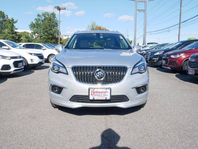 2017 Buick Envision Essence 4dr Crossover - East Rutherford NJ
