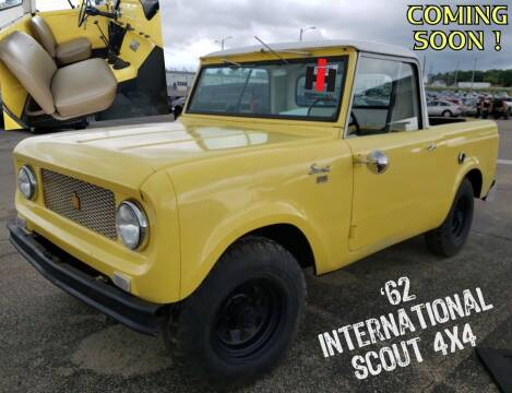 1962 International Scout for sale at PennSpeed in New Smyrna Beach FL