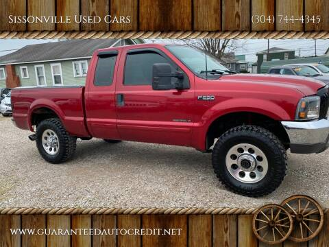 2001 Ford F-250 Super Duty for sale at Sissonville Used Cars in Charleston WV