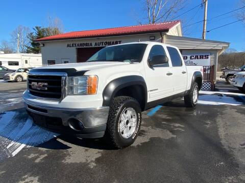 2009 GMC Sierra 1500 for sale at Alexandria Auto Mart LLC in Alexandria PA