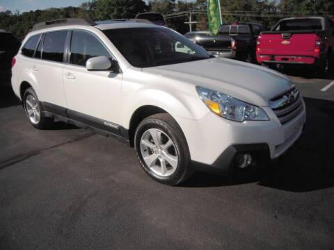 2013 Subaru Outback for sale at 1-2-3 AUTO SALES, LLC in Branchville NJ