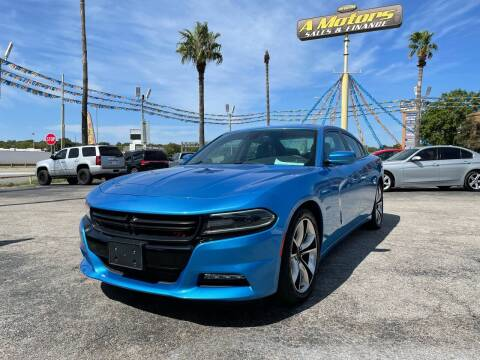 2015 Dodge Charger for sale at A MOTORS SALES AND FINANCE - 5630 San Pedro Ave in San Antonio TX