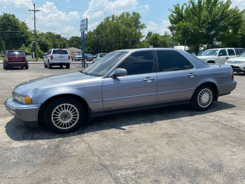1991 Acura Legend for sale at Dave-O Motor Co. in Haltom City TX