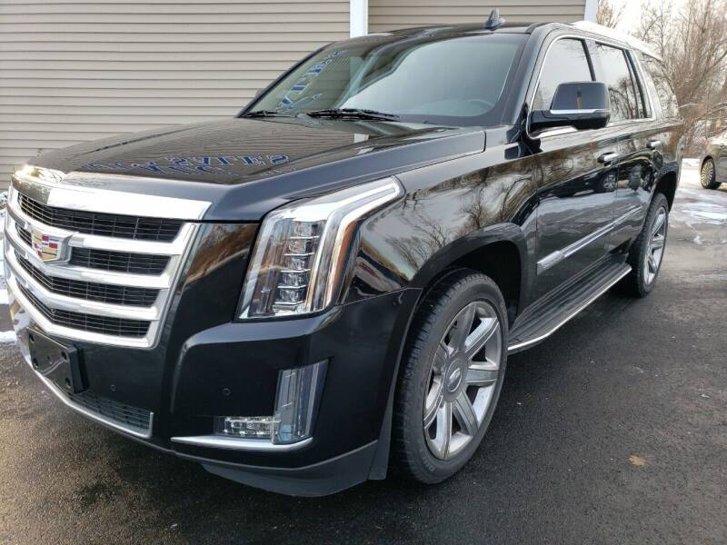 2016 Cadillac Escalade for sale at KLC AUTO SALES in Agawam MA