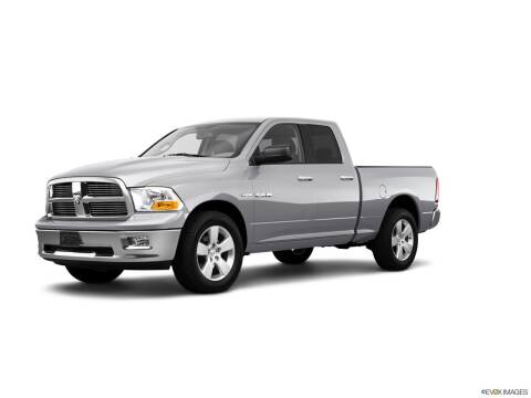 2010 Dodge Ram Pickup 1500 for sale at West Motor Company in Preston ID
