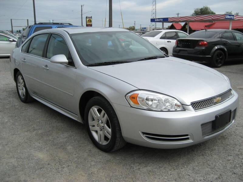 2014 Chevrolet Impala Limited for sale at Stateline Auto Sales in Post Falls ID