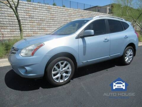 2011 Nissan Rogue for sale at Autos by Jeff Tempe in Tempe AZ