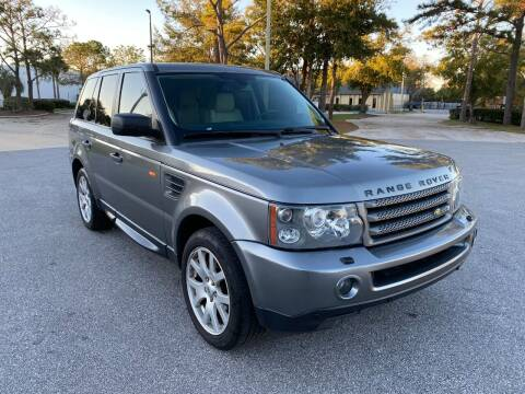 2008 Land Rover Range Rover Sport for sale at Global Auto Exchange in Longwood FL
