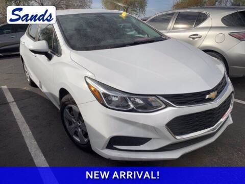 2017 Chevrolet Cruze for sale at Sands Chevrolet in Surprise AZ