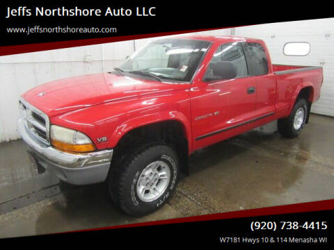 1998 Dodge Dakota for sale at Jeffs Northshore Auto LLC in Menasha WI