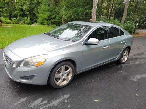 2013 Volvo S60 for sale at MY USED VOLVO in Lakeville MA