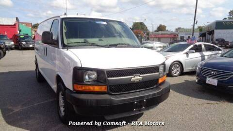 2012 Chevrolet Express Cargo for sale at RVA MOTORS in Richmond VA