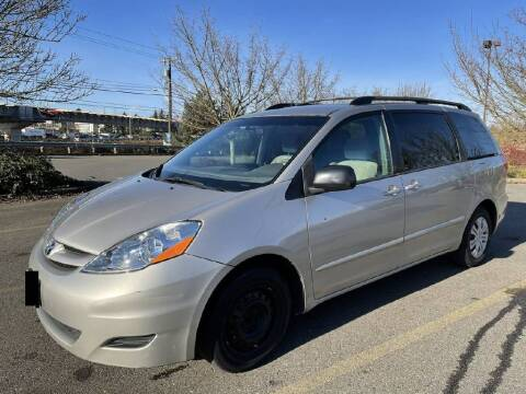 2007 Toyota Sienna for sale at Washington Auto Loan House in Seattle WA