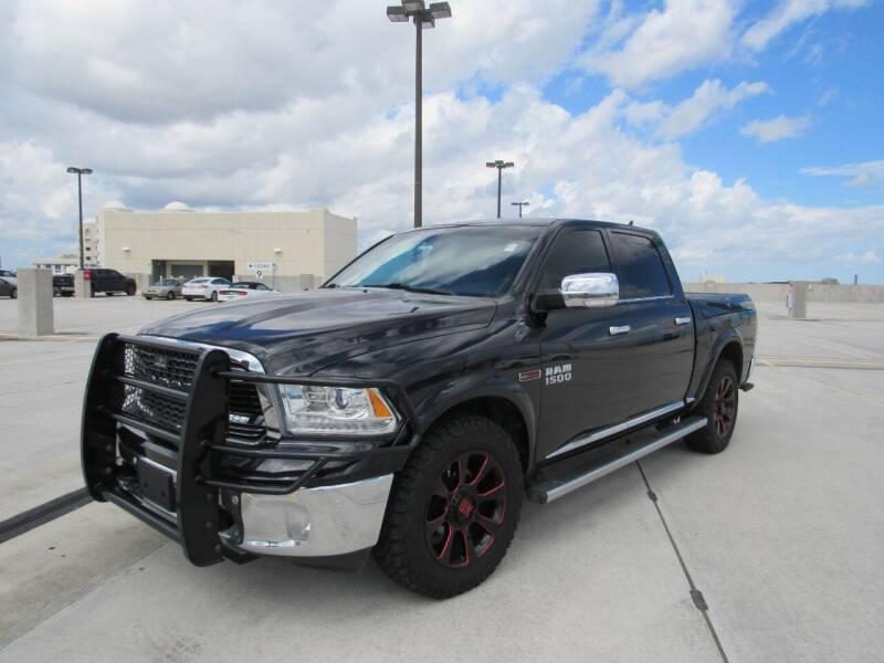 2016 RAM Ram Pickup 1500 for sale at United Auto Center in Davie FL