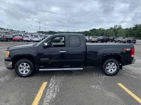 2011 GMC Sierra 1500 for sale at Martino Motors in Pittsburgh PA