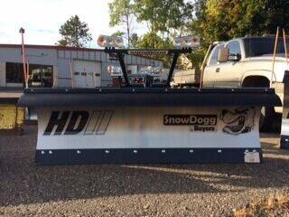 2020 SnowDogg HD75II for sale at Pepp Motors in Marquette MI