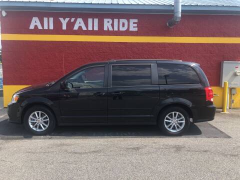 2016 Dodge Grand Caravan for sale at Big Daddy's Auto in Winston-Salem NC