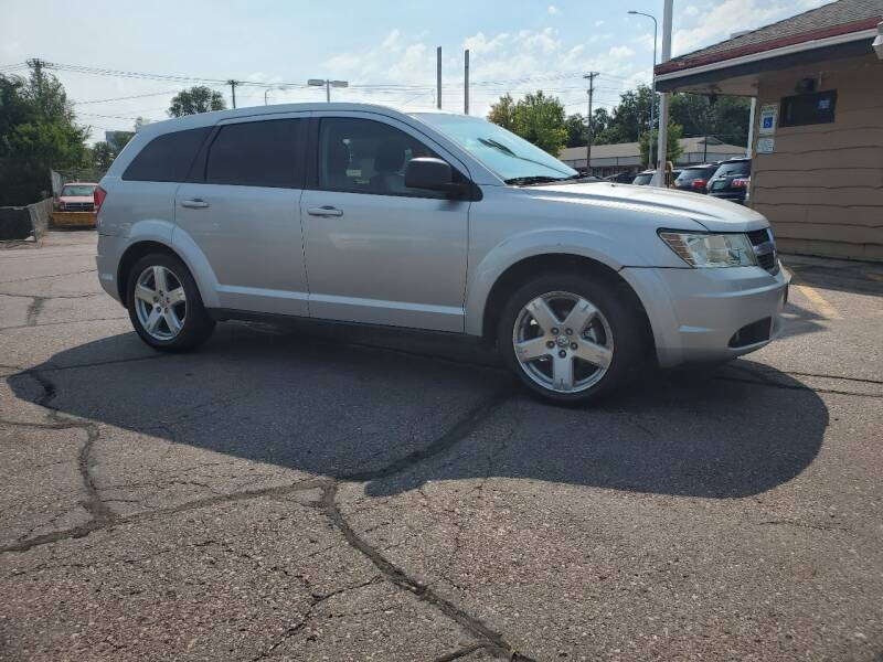 2009 Dodge Journey for sale at Geareys Auto Sales of Sioux Falls, LLC in Sioux Falls SD