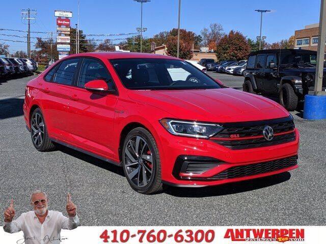 2021 Volkswagen Jetta GLI for sale in Pasadena, MD