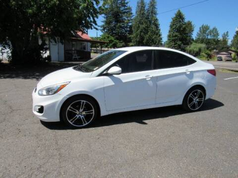 2017 Hyundai Accent for sale at Triple C Auto Brokers in Washougal WA