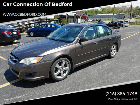 2009 Subaru Legacy for sale at Car Connection of Bedford in Bedford OH