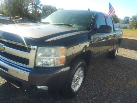 2011 Chevrolet Silverado 1500 for sale at Auto Credit Xpress in North Little Rock AR