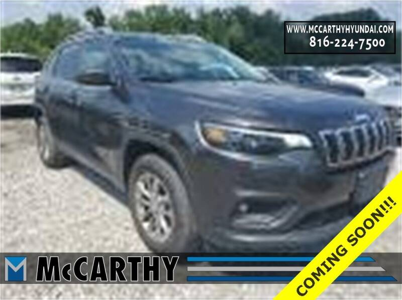 2019 Jeep Cherokee for sale at Mr. KC Cars - McCarthy Hyundai in Blue Springs MO
