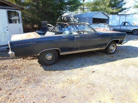 1966 Ford Fairlane for sale at Haggle Me Classics in Hobart IN