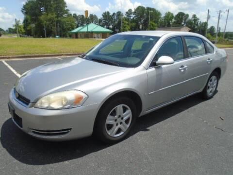 2007 Chevrolet Impala for sale at Atlanta Auto Max in Norcross GA