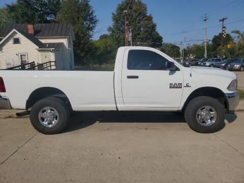 2013 RAM Ram Pickup 2500 for sale at Kachar's Used Cars Inc in Monroe MI