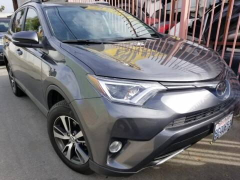 2017 Toyota RAV4 for sale at Ournextcar/Ramirez Auto Sales in Downey CA