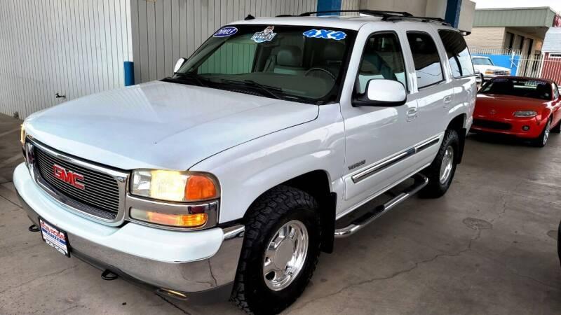 2003 GMC Yukon for sale at Bob Ross Motors in Tucson AZ