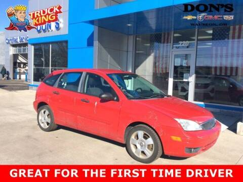 2007 Ford Focus for sale at DON'S CHEVY, BUICK-GMC & CADILLAC in Wauseon OH