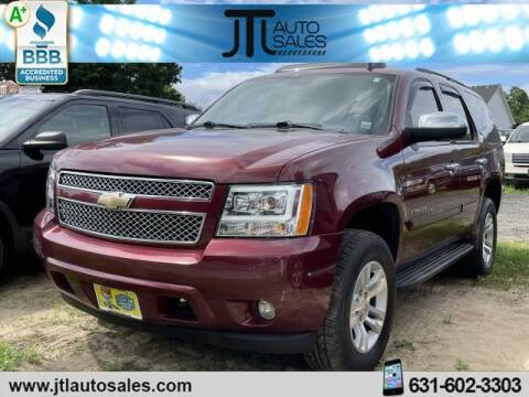 2008 Chevrolet Tahoe for sale at JTL Auto Inc in Selden NY