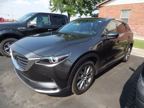 2019 Mazda CX-9 for sale at West Motor Company - West Motor Ford in Preston ID