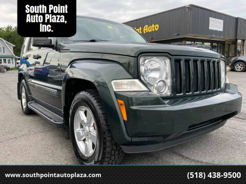 2012 Jeep Liberty for sale at South Point Auto Plaza, Inc. in Albany NY