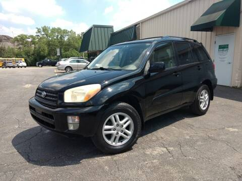 2002 Toyota RAV4 for sale at Great Lakes AutoSports in Villa Park IL