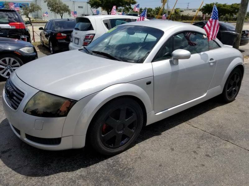 2001 Audi TT for sale at Ultimate Car Solutions in Pompano Beach FL