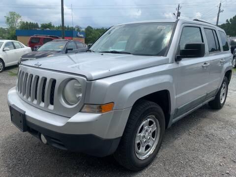 2011 Jeep Patriot for sale at ATLANTA AUTO WAY in Duluth GA