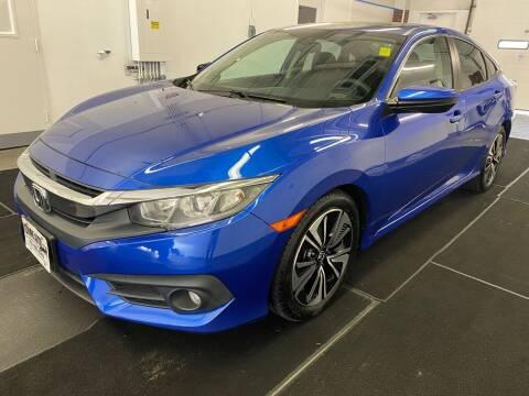 2017 Honda Civic for sale at TOWNE AUTO BROKERS in Virginia Beach VA