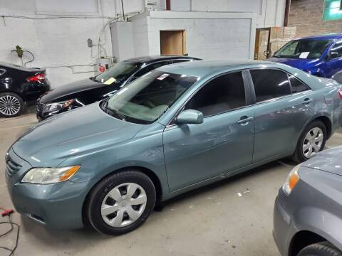 2007 Toyota Camry for sale at Affordable Mobility Solutions, LLC - Standard Vehicles in Wichita KS