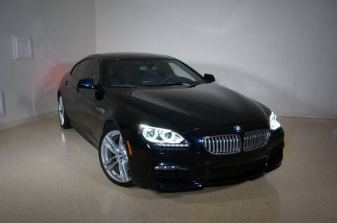 2014 BMW 6 Series for sale at TopGear Motorcars in Grand Prarie TX