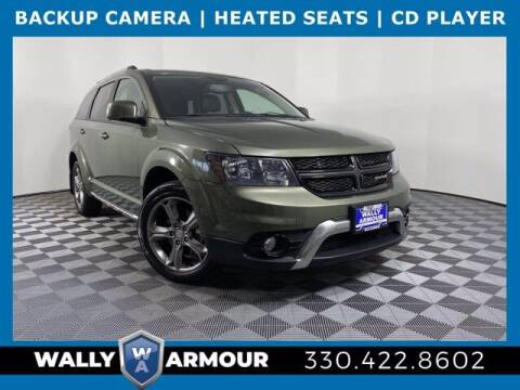 2017 Dodge Journey for sale at Wally Armour Chrysler Dodge Jeep Ram in Alliance OH
