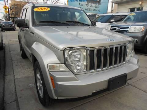 2009 Jeep Liberty for sale at Metropolitan Automan, Inc. in Chicago IL